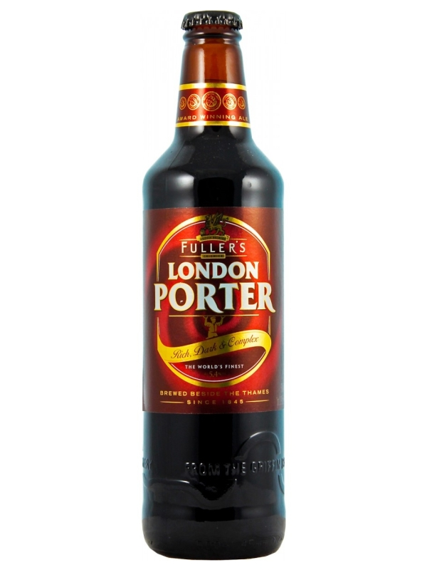 ФУЛЛЕРС Лондон Портер /FULLERS London Porter 0,5л. алк.5,4%