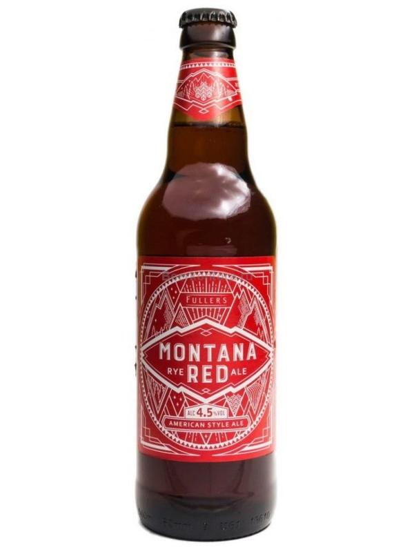 Фуллерс Монтана Рэд / FULLERS Montana Red 0,5л. алк.4,5%