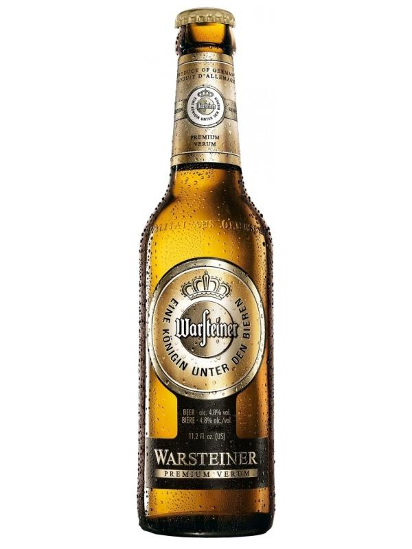 Варштайнер Премиум Бир / Warsteiner Premium Beer 0,5л. алк.4,8%