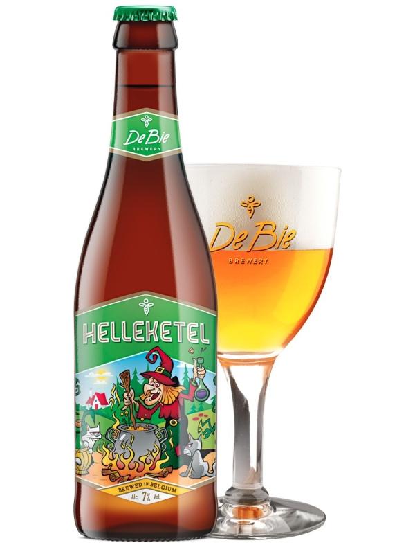 Хеллекетел / Helleketel 0,33л. алк.7%
