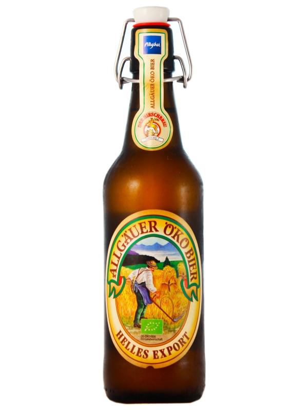 Хиршбрауерай Око Бир / Hirschbrau Oko Bier 0,5л. алк.5,2%