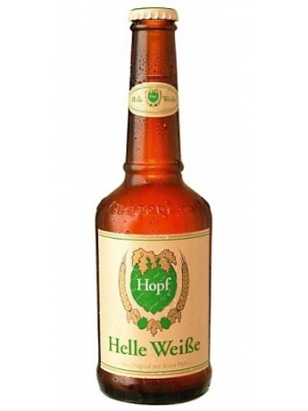 ХОПФ Хеле Вайссе / Hopf Helle Weisse 0,33л. алк.5,5%