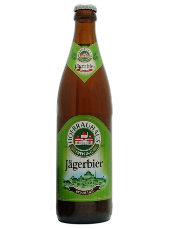 Хофбраухаус Егербир / Hofbrauhaus Jagerbier 0,5л. алк.5,6%