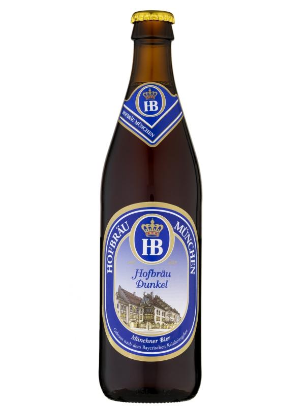 Хофброй Дункель / Hofbrau Dunkel 0,5л. алк.5,5%