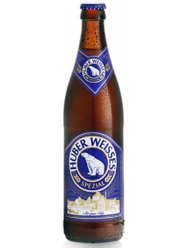 Хубер Вайссес Специал / Huber Weisses Spezial 0,5л. алк.6%
