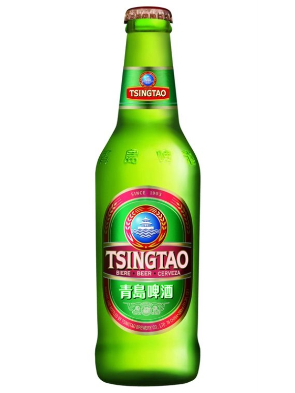 Циндао / Tsingtao 0,33л. алк.4,7%