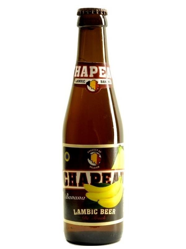 Шапо Банан Ламбик/ Chapeau Banana Lambic Beer 0,25л. алк.3.5%