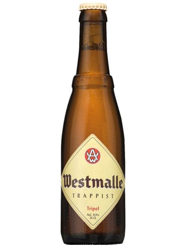 Вестмалле Траппист Трипл / Westmalle Trappist Tripel 0,33л. алк.9,5%