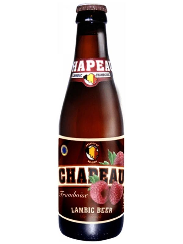 Шапо Малина Ламбик/ Chapeau Framboise Lambic Beer 0,25л. алк.3,5%