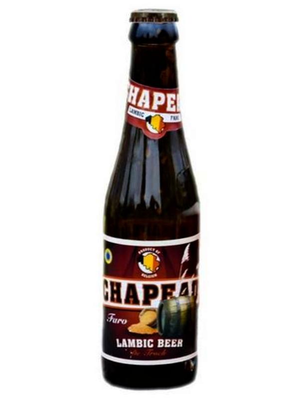 Шапо Фаро Ламбик/ Chapeau Faro Lambic Beer 0,25л. алк.3,5%