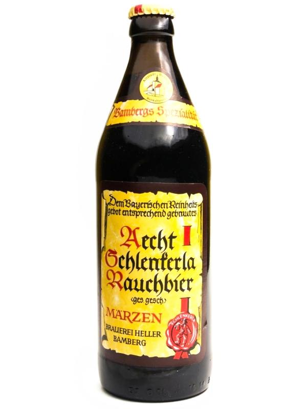 Шленкерла Раухбир Мерцен / Schlenkerla Rauchbier Marzen 0,5л. алк.5,1%