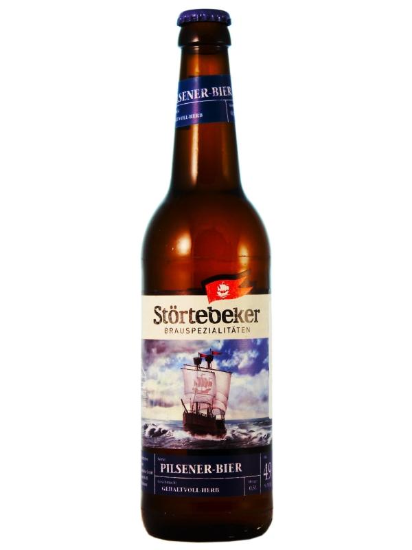 Штертебекер Пилсенер / Stroertebeker Pilsener 0,5л. алк.4,9%