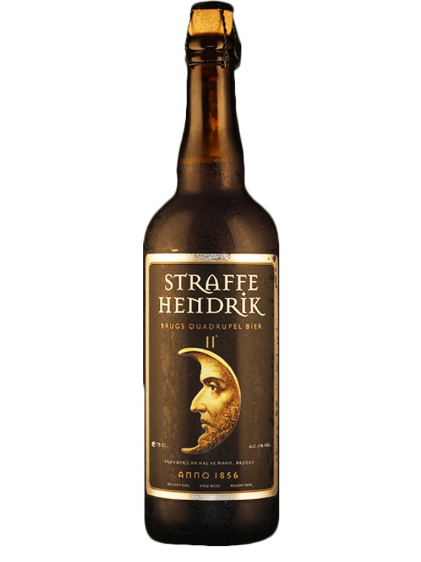 Штраффе Хендрик Брюгс Кв. Бьер / Straffe Hendrik Brugs Quadrupel Bier 0,75л. алк.11%