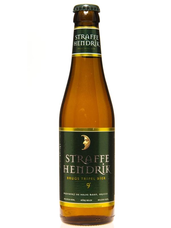 Штраффе Хендрик Трипл / Straffe Hendrik Brugs Tripel Bier 0,33л. алк.9%