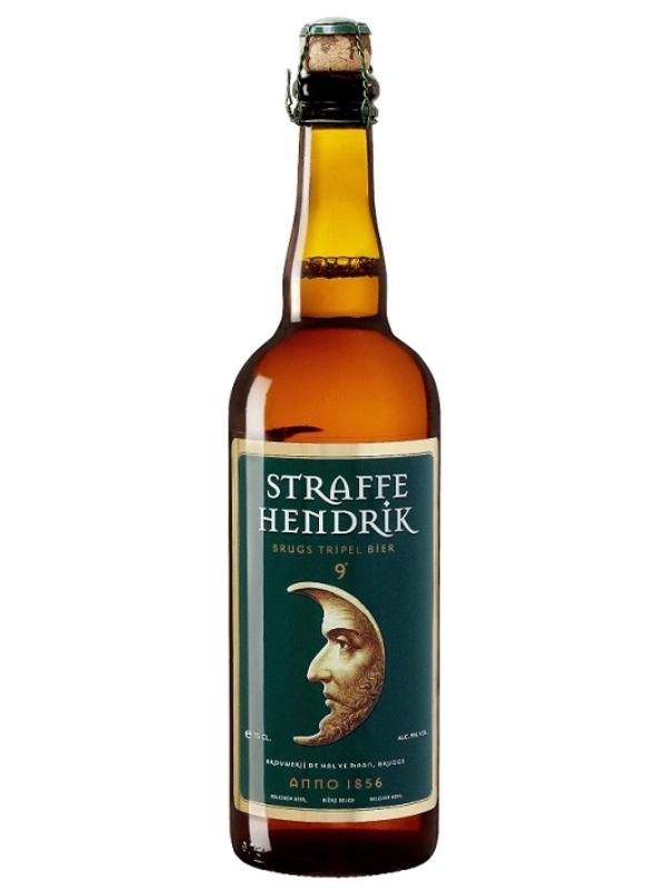 Штраффе Хендрик Трипл / Straffe Hendrik Brugs Tripel Bier 0,75л. алк.9%