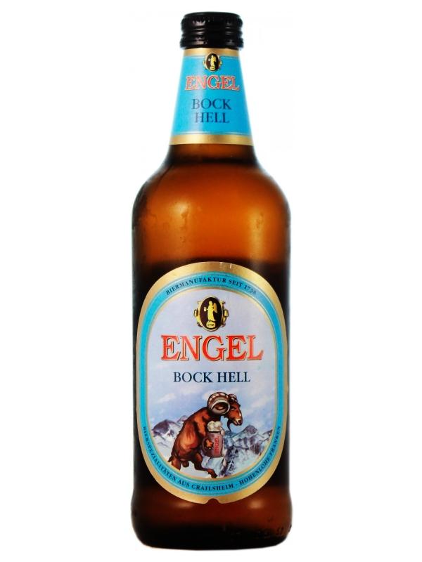 Энгель Бок, Ангельское крепкое / Engel Bock hell 0,5л. алк.7,2%