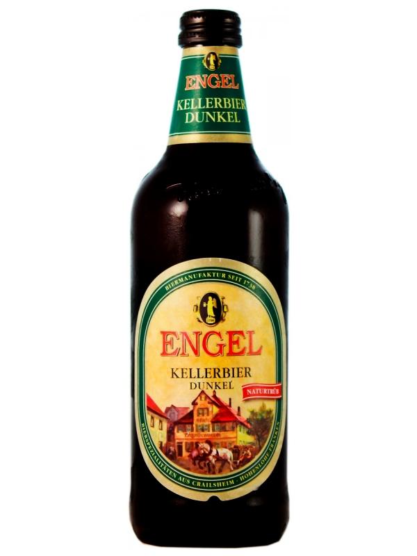 Энгель Келлербир Дункель / Engel Kellerbier Dunkel 0,5л. алк.5,3%