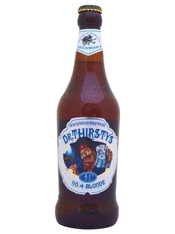 Вичвуд Фести`с / Wychwood Dr.Thirsty`s 0,5л. алк.4,1%