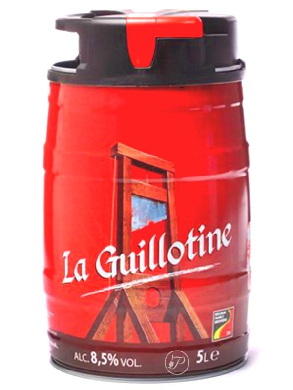 Гильетина/ La Guillotine 5л. алк.5%