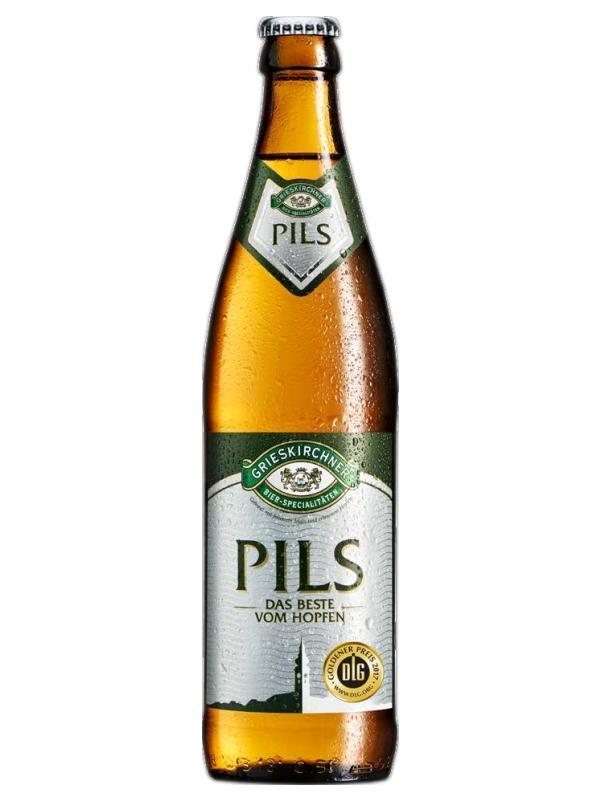 Грискирхнер Пилз / Grieskirchner Pils 0,5л. алк.4,8%