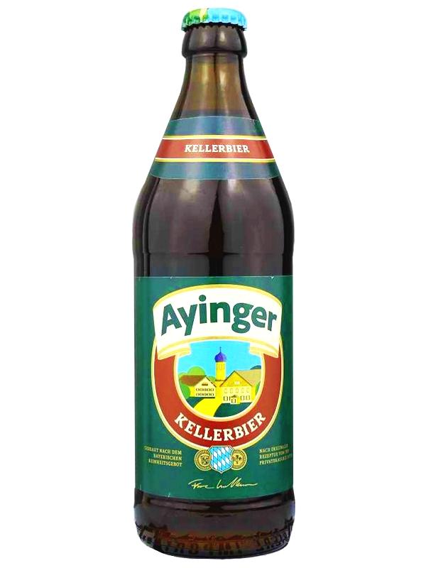Айингер Келлербир / Ayinger Kellerbier 0,5л. алк.4,9%