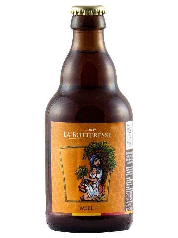 Ла Боттерессе Миель / La Botteresse Miel 0,33л. алк.8,5%