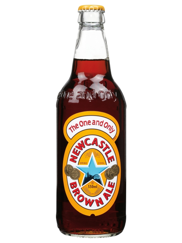 Ньюкасл / Newcastle Brown Ale 0,55л. алк.4,7%