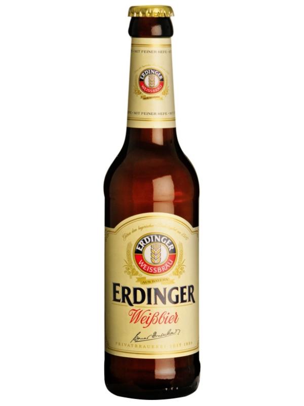 Эрдингер Вайсбир / Erdinger Weissbier 0,33л. алк.5,3%