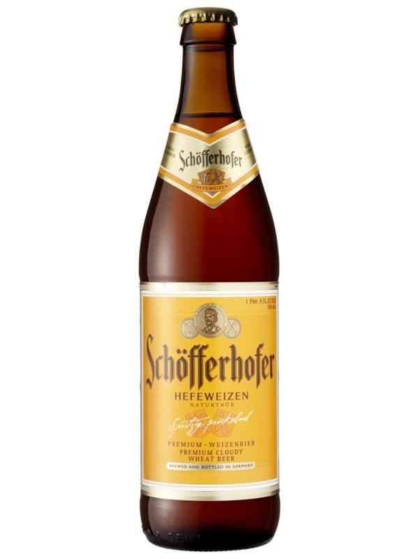 Шофферхофер Хефевайзен / Schofferhofer Hefeweizen 0,5л. алк.5%
