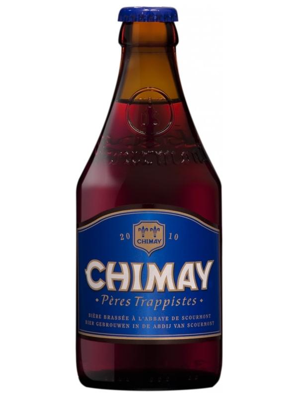 ШИМЭ Блю Кап / Chimay Blue Cap 0,33л. алк.9%