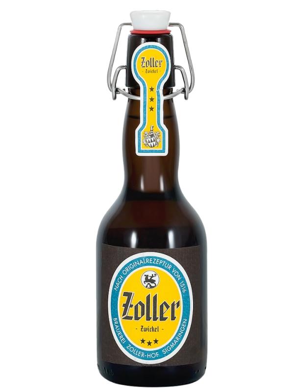 Цоллер-Хоф Цвикель / Zoller - Hof Zwickel 0,33л. алк.5,5%
