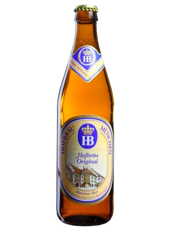 Хофброй Оригинальное / Hofbrau Original 0,5л. алк.5,1%