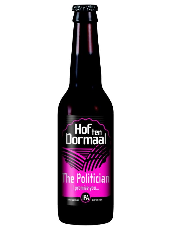 Хоф Тен Дормаль Политишн ИПА  / Hof Ten Dormaal The Politician IPA  0,33л. алк.5,5%
