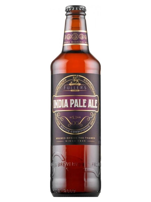ФУЛЛЕРС Индия Пейл Эль / FULLERS India Pale Ale 0,5л. алк.5,3%