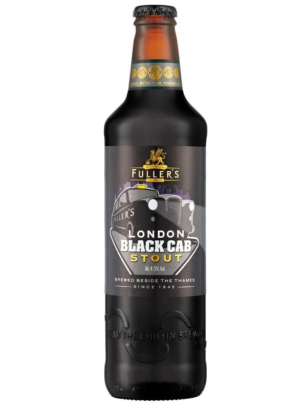 Фуллерс Блэк Кэб Стаут / FULLERS Black Cab Stout 0,5л. алк.4,5%