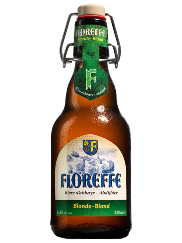 Флорефе Блонде / Floreffe Blonde 0,33л. алк.6,3%