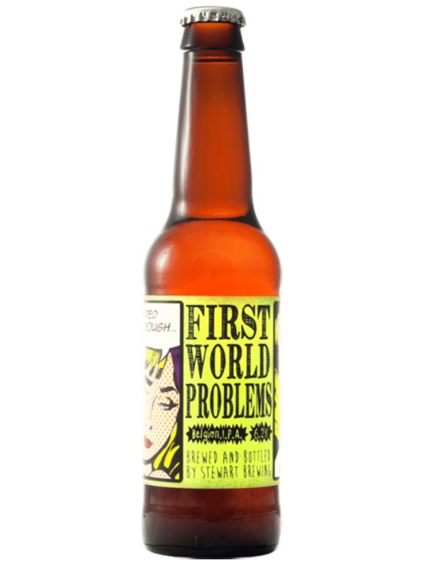 Стюарт Ферст Ворлд Проблемс Белджиан ИПА / Stewart First World Problems Belgian IPA 0,33л. алк.6,2%