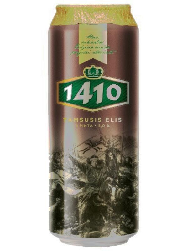 1410 Тамсусис ЭЛИС / Tamsusis Elis 0,568л. алк.5% ж/б.