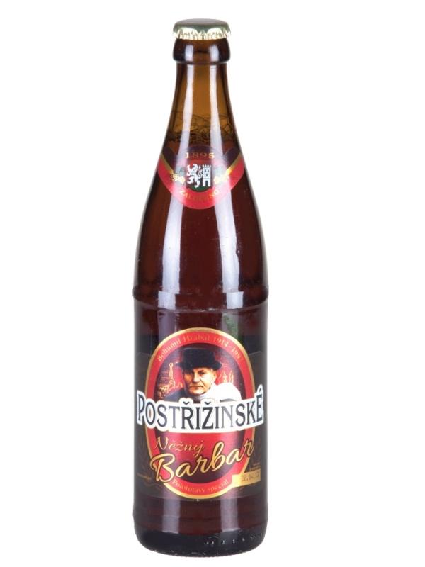 Пострижинске Нежни Барбар / Postrizinske Nezny Barbar 0,5л. алк.5,3%