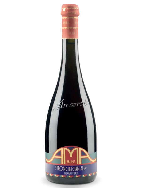 Амаркорд АМА Бруна / Amarcord AMA Brune 0,75л. алк.7,5%