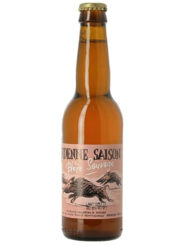 Ардэн Сизон / Ardenne Saison 0,33л. алк.5,5%