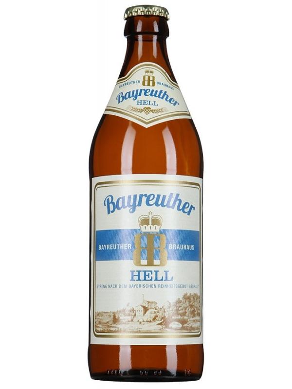 Байройтер Хель / Bayreuther Hell 0,5л. алк.4,9%