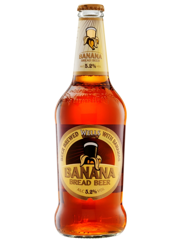 Банана Бред Бир / Banana Bread Beer 0,5л. алк.5,2%