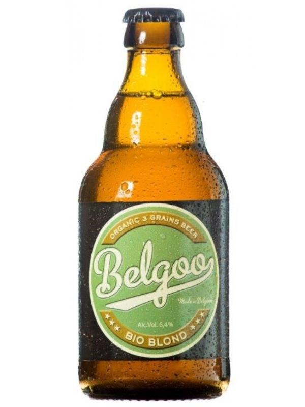 Бельгу Био Блонд / Belgoo Bio Blond 0,33л. алк.6,4%