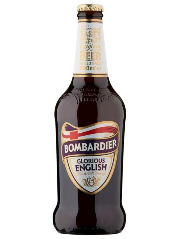БОМБАРДЬЕ / Bombardier 0,5л. алк.5,2%