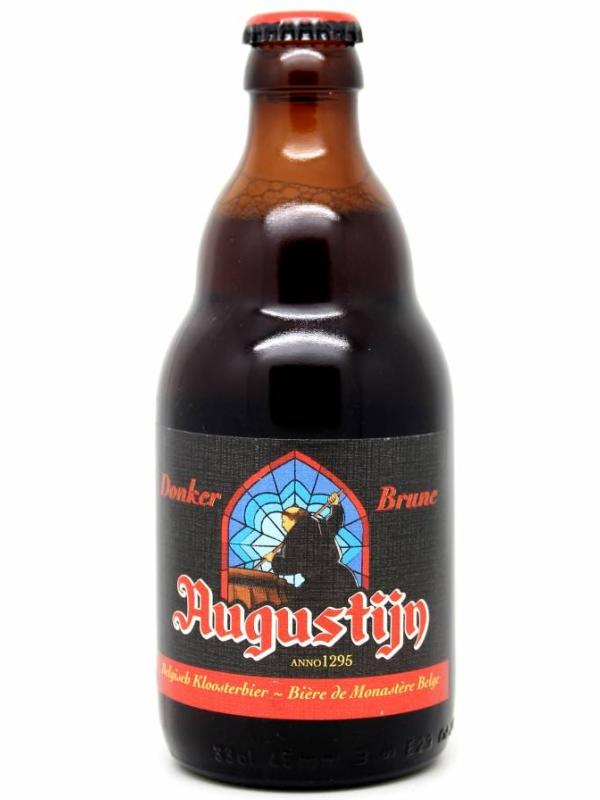 Августин Брюн / Auggustijn Donker Brune 0,33л. алк.8,0%