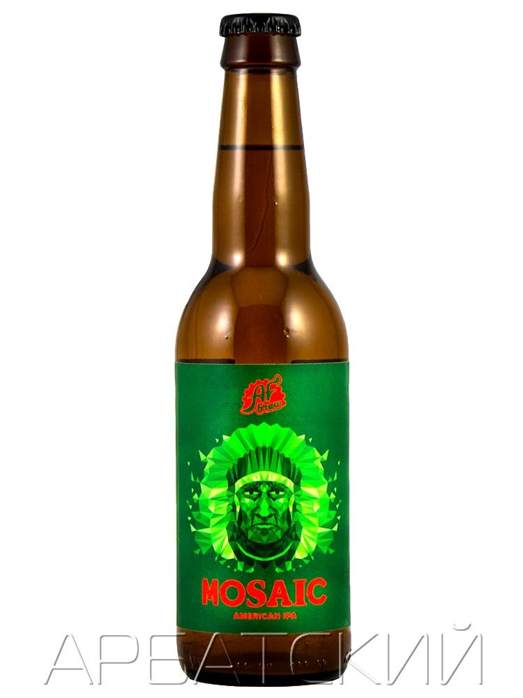 АФ Брю Мозаик / Af Brew Mosaic 0,5л. алк.6,7%