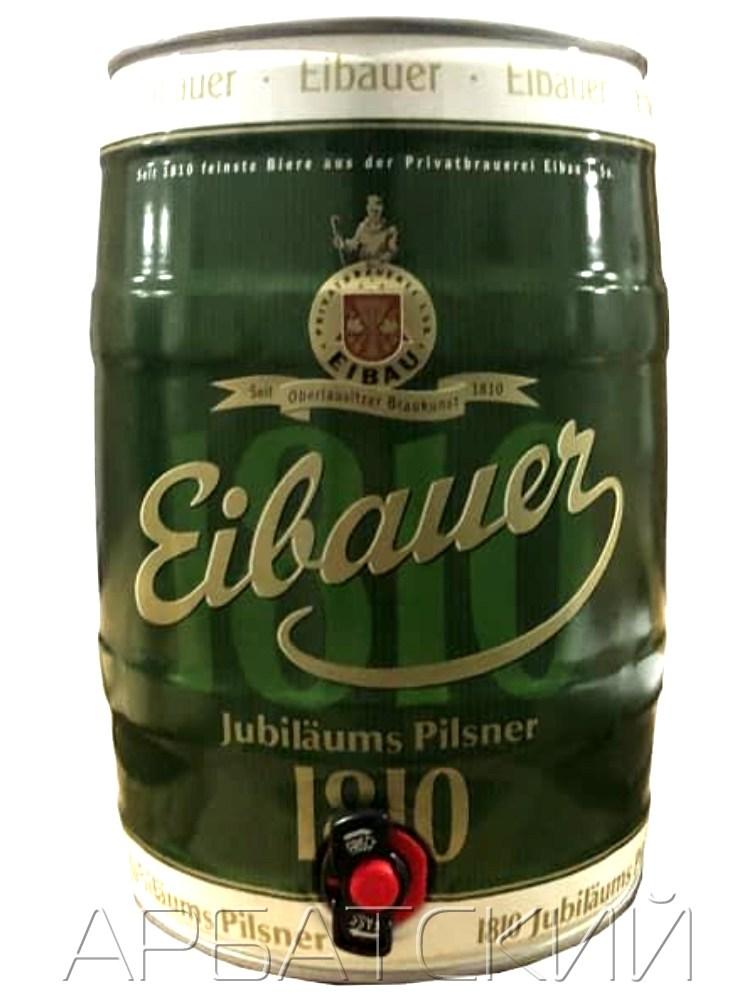 АЙБАУЭР Пльзенское Юбилейное 1810 /  Eibauer Pilsner 1810   5л. ж/б.
