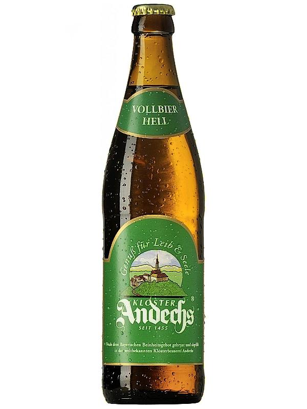 Андексер Хелл / Andechs Hell 0,5л. алк.4,8%