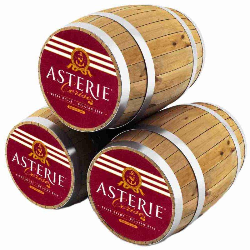 Астери Шериз / Asterie Cerise, keg. алк.4,5%